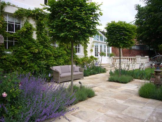 Charlton kings gloucestershire capability garden design for Garden design gloucestershire
