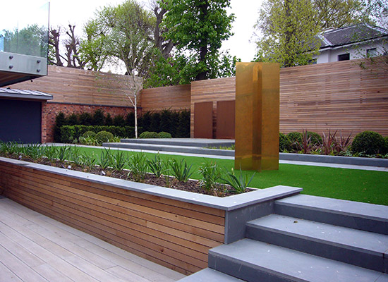 Modernist Garden